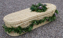 Environmentally Friendly Coffins