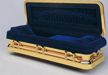 Expensive Coffins