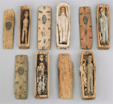 Miniature Coffins