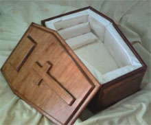 Small Pet Coffins