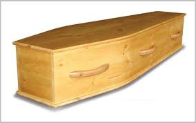 Solid Wood Coffins